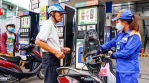 Giá xăng dầu đồng loạt giảm trước Tết Nguyên đán