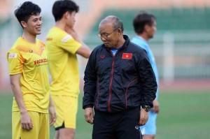 HLV Park Hang-seo gút danh sách U23 Việt Nam: Bất ngờ phút 90!