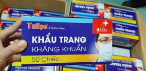 Đề nghị cơ quan điều tra thụ lý vụ Công ty TNHH Việt Hàn lợi dụng dịch COVID-19 sản xuất khẩu trang từ giấy toilet