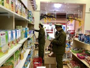 Nhập lậu 650 sản phẩm thực phẩm dành cho trẻ em