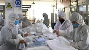 Số người tử vong tăng, Trung Quốc thiếu vật tư y tế trầm trọng