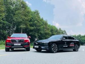 VinFast lại tăng giá bán xe Lux và Fadil