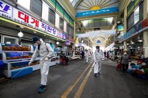 COVID-19: Hàn Quốc lên kế hoạch cho tiền người dân