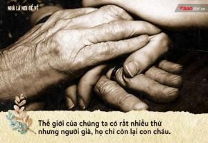 Cha mẹ già đau xót tâm can khi con cái thốt ra những lời này!