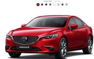 Giá xe Mazda6 2020 mới nhất đã bao gồm thuế phí