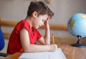 Giúp con học tập hiệu quả khi nghỉ kéo dài