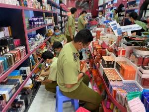 Hệ thống Ansan Cosmetics tại TP. HCM bán mỹ phẩm giả mạo nhãn hiệu nổi tiếng