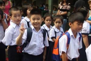 Địa phương đầu tiên cho học sinh mầm non, tiểu học và THCS đi học lại từ 9/3