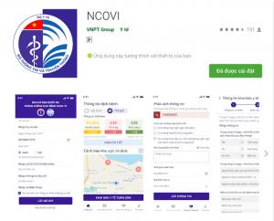 Hướng dẫn tải và sử dụng ứng dụng NCOVI khai báo sức khỏe toàn dân