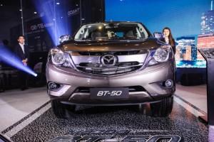 Mazda giảm giá 25 triệu đồng kích cầu dòng xe bán tải BT-50
