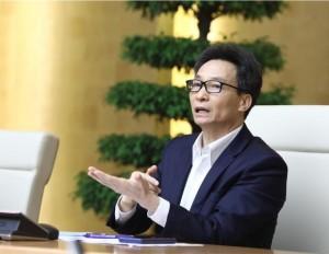 Phó Thủ tướng Vũ Đức Đam: Đến 1/4, Việt Nam chắc chắn không có tới 1.000 ca nhiễm COVID-19