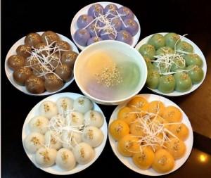Thị trường bánh trôi bánh chay Tết Hàn thực năm nay có gì lạ?