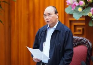 Thủ tướng chỉ đạo: Xử lý nghiêm tụ tập hơn 20 người, cấm đầu cơ tích trữ, mở rộng cách ly