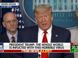 Nóng: Tổng thống Trump tuyên bố 2 loại thuốc chống lại Covid-19