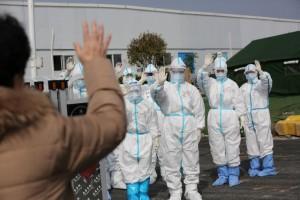 Trung Quốc lần đầu không có ca nhiễm mới trong nước