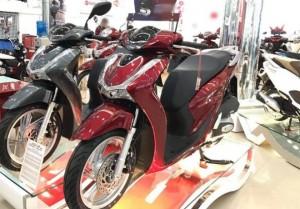 Bảng giá Honda SH tháng 4/2020, SH150 CBS bất ngờ chênh chỉ 4,5 triệu đồng