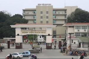 Bệnh viện Bạch Mai đã rà roát được hơn 52.000 người tiếp xúc với người nhiễm COVID-19