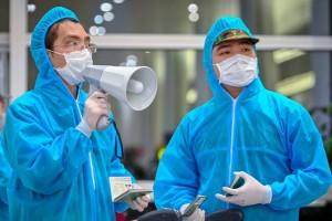 Nhân viên nấu ăn ở Long Biên là ca thứ 209 mắc COVID-19, Việt Nam có 212 người nhiễm