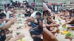 Đang cách ly, 30 người tụ tập ăn nhậu và khoe lên Facebook