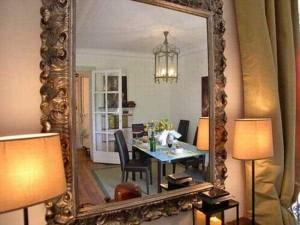 4 vị trí trong nhà tuyệt đối không được đặt gương