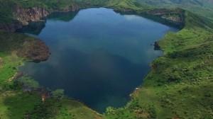 Hồ nước sở hữu vẻ đẹp nên thơ tưởng là nơi hút khách nhưng thực chất lại là