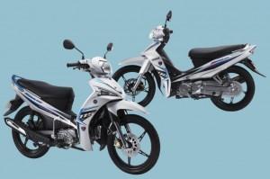 Bảng giá xe máy số Yamaha mới nhất tháng 6/2020: Xe rẻ nhất giá hơn 18 triệu đồng
