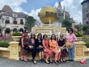 Du lịch Bà Nà Hills và Núi Thần Tài hấp dẫn sau đại dịch