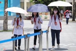 Nắng nóng gay gắt, nhiều địa phương kết thúc năm học trước tháng 7