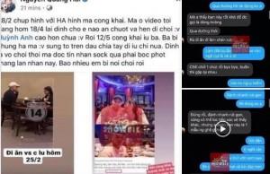 Quang Hải lộ tin nhắn là kẻ chăn rau, Huỳnh Anh nói không thể thông cảm