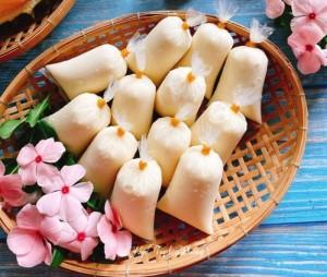Mẹo làm kem sầu riêng thơm ngon, mát lịm cực dễ