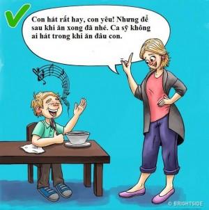 8 nguyên tắc vàng trong nuôi dạy con bố mẹ tuyệt đối không được quên
