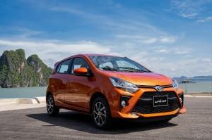Ô tô rẻ nhất của Toyota ra mắt Việt Nam, giá chỉ từ 352 triệu, bản số tự động giảm 21 triệu