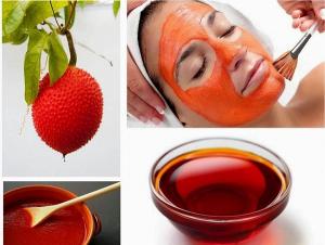 Tác dụng của dầu gấc trong việc chữa nám da, giúp da trắng mịn và ngăn ngừa lão hóa