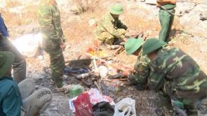 Thanh Hóa: Tiêu hủy số lượng lớn vũ khí, vật liệu nổ không rõ nguồn gốc