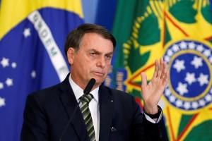 Tổng thống Brazil có dấu hiệu nhiễm Covid-19