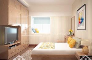 7 điều cần nhớ khi bố trí giường ngủ theo phong thủy