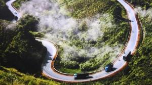 7 kinh nghiệm lái xe đường đèo dốc tài xế cần nắm vững