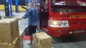 Hơn 22.000 khẩu trang y tế không có hóa đơn chứng từ bị thu giữ tại tỉnh Phú Yên