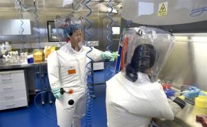 Phòng thí nghiệm gây tranh cãi ở Vũ Hán lần đầu mở cửa cho phóng viên Mỹ
