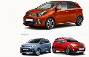 3 ô tô rẻ nhất Việt Nam chỉ từ 299 triệu đồng/chiếc, nên chọn xe nào 'ổn' nhất?