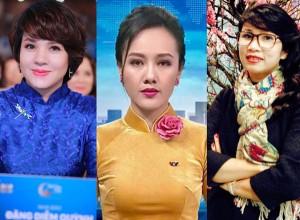Gia thế ít biết của 3 nữ MC VTV quen mặt với khán giả truyền hình