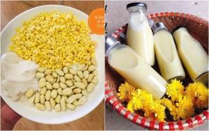 Loại hạt này bán đầy đường, dùng làm sữa hạt thì vừa thơm vừa bổ, uống thay bữa sáng tốt đủ đường mà chẳng ai biết!