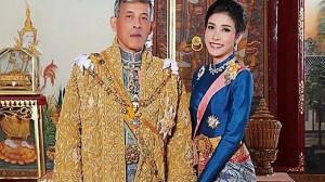 Vua Thái Lan không chỉ tự mình đến tận sân bay đón Hoàng quý phi mà còn tặng vợ trẻ món quà siêu đáng yêu
