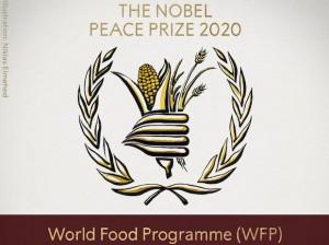 Bất ngờ về chủ nhân của giải Nobel Hòa bình 2020