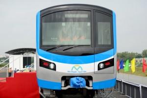 Bên trong buồng lái của tàu metro số 1 có gì?