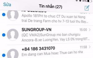 Cách chặn SMS, cuộc gọi rác làm phiền chỉ với một tin nhắn
