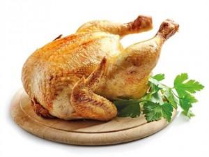 Chế biến thịt gà trong lò vi sóng cần thận trọng kẻo dễ dính 'độc'