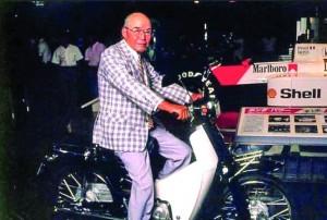 Chuyện phi thường của cha đẻ hãng Honda