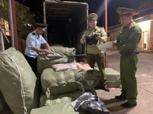 Nhập lậu hàng hóa do nước ngoài sản xuất dưới danh thương binh