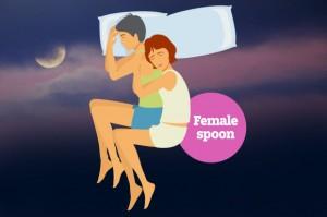 5 tư thế ngủ